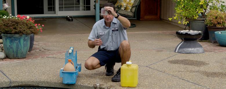 Sacramento Water Chemistry Service Vacaville Pool Service